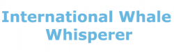 International Whale Whisperer Retina Logo